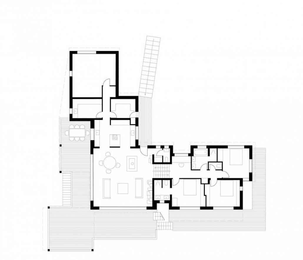 Falatte architecture Bonifacio