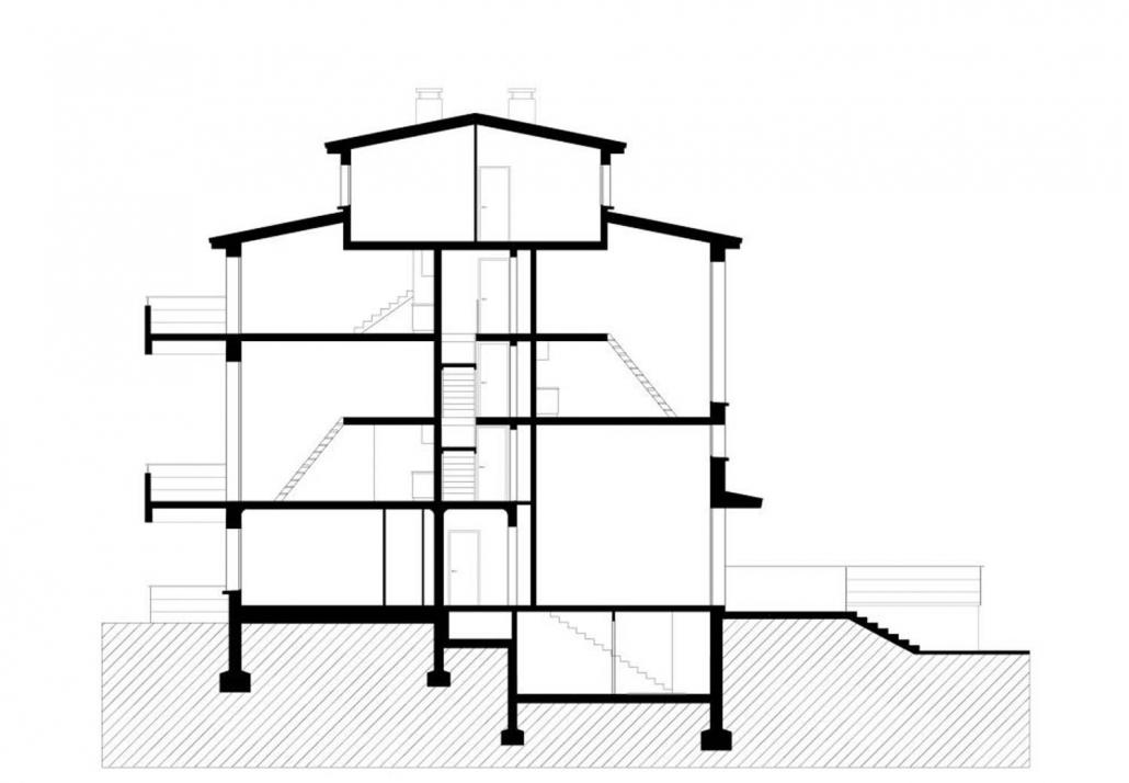 La_Cuve architecture Porto Vecchio