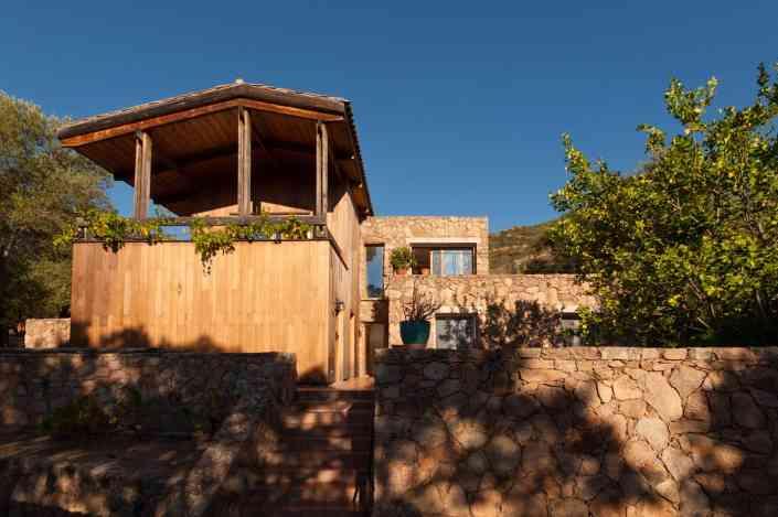 Architecture Casa Arraghju San Gavino di Carbini